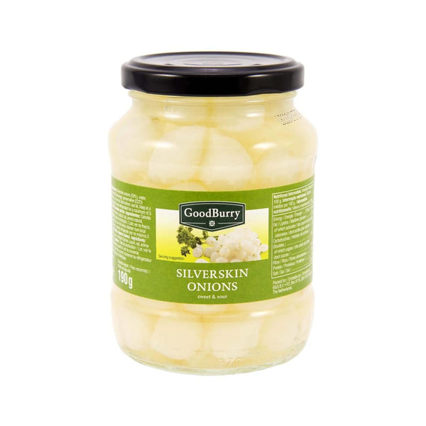 Onions/cocktail -Goodburry 12X340G Pickles