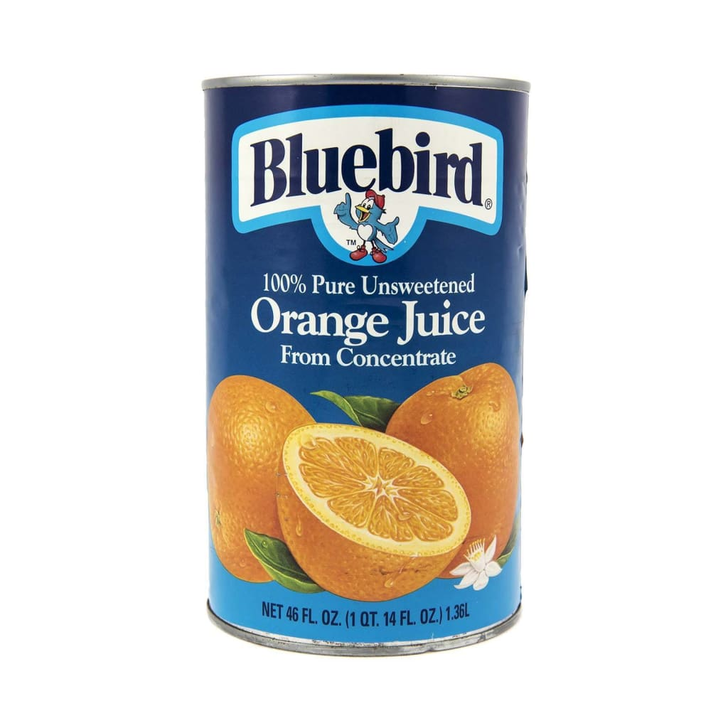 Orange Juice -Blue Bird 12X46Oz Drink