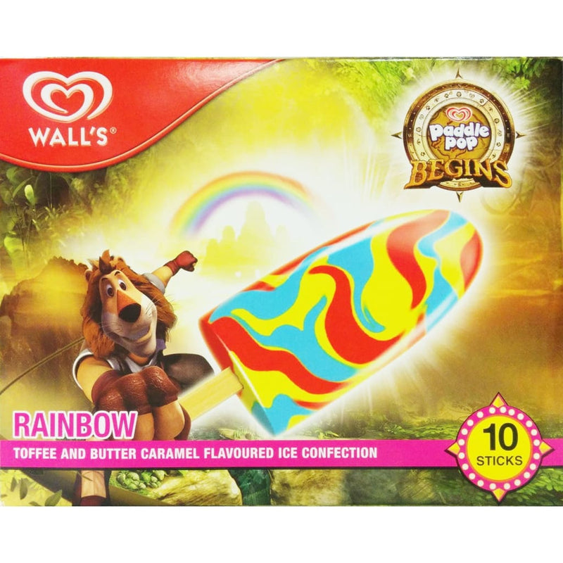 Paddle Pop Begin Rainbow Multipack  6x(10x60ml) - LimSiangHuat