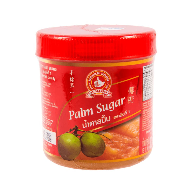 Palm Sugar (Bot) - Hand 24x500gm - LimSiangHuat