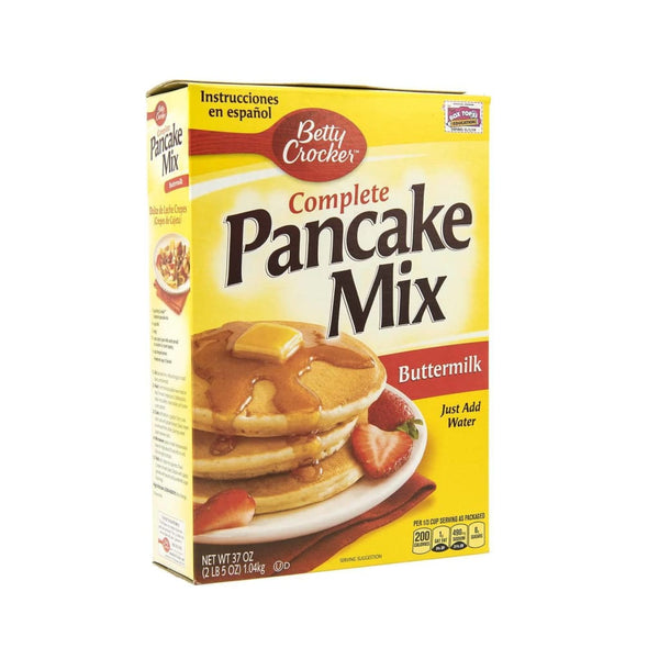 Pancake Mix Complete Buttermilk Betty Crocker 1.05Kg Flour