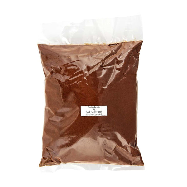 Paprika Powder -G.Chef 1kg/pkt - LimSiangHuat