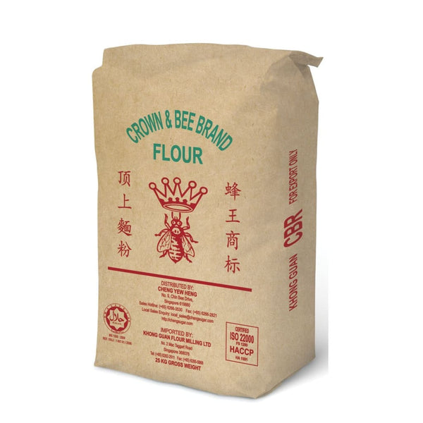 Pau Flour Crown & Bee Red (Cbr) 25Kg