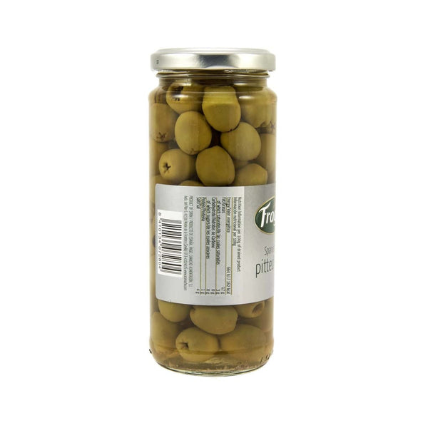 Pitted Green Olive - Fragata 12X340Gm Pickles