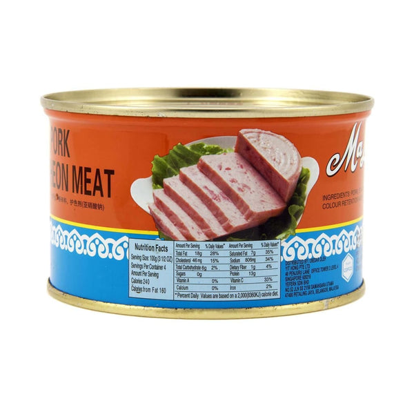 Pork Luncheon Meat - Maling 24X397Gm Canned Meat/seafood