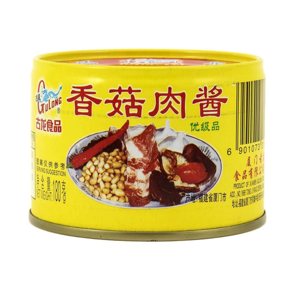 Pork Mince With Bean Paste Gulong 180G Canned Meat/seafood