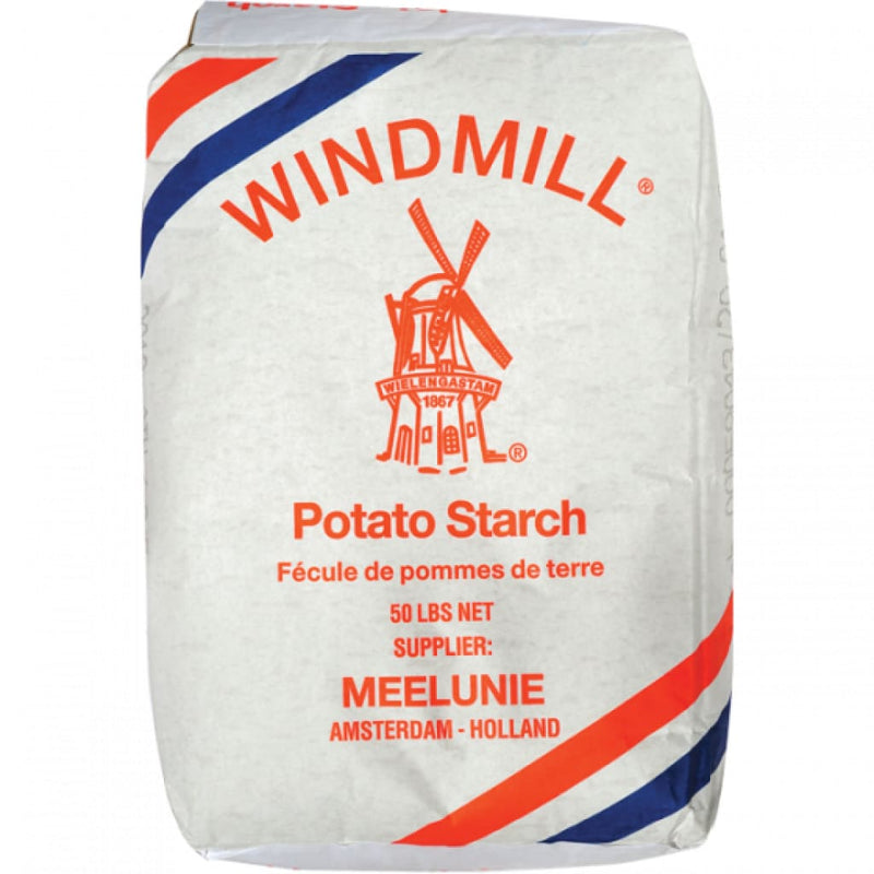Potato Flour Windmill  25kg - LimSiangHuat