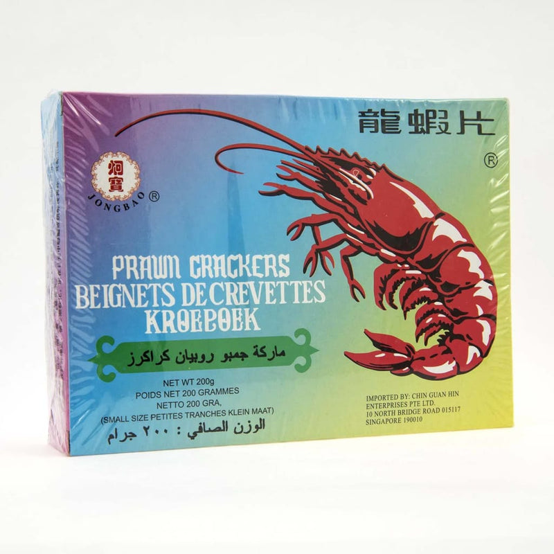 Prawn Crackers Jumbo/Lobster -Dove 60x227g - LimSiangHuat