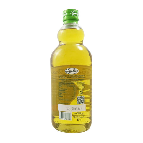 Pure Olive Oil Costa Doro 1L
