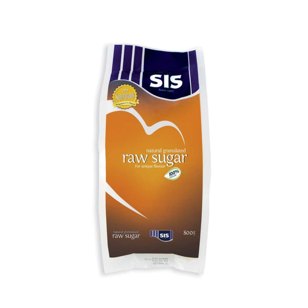 Raw Sugar Sis 800G & Substitutes