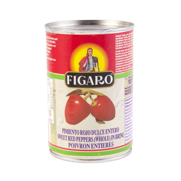 Red Pimentos -Figaro 12X400G Canned Vegetable