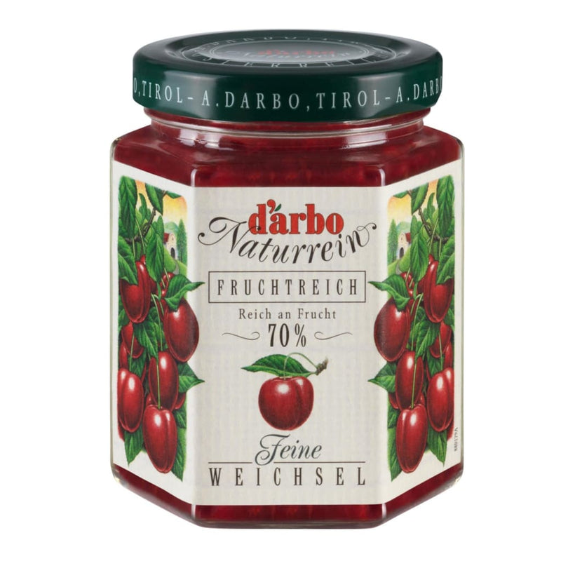 Sour Cherry Double Fruit Spread Darbo 200g - LimSiangHuat