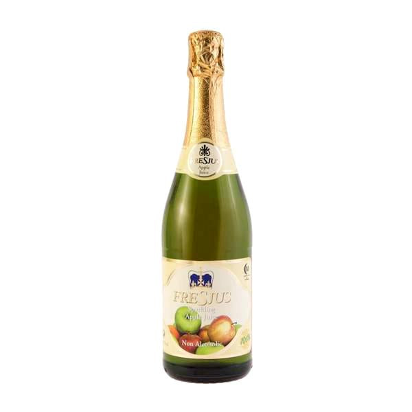 Sparkling Apple Juice Fresjus 750ml