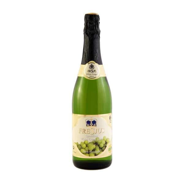 Sparkling White Grape Fresjus 750ml