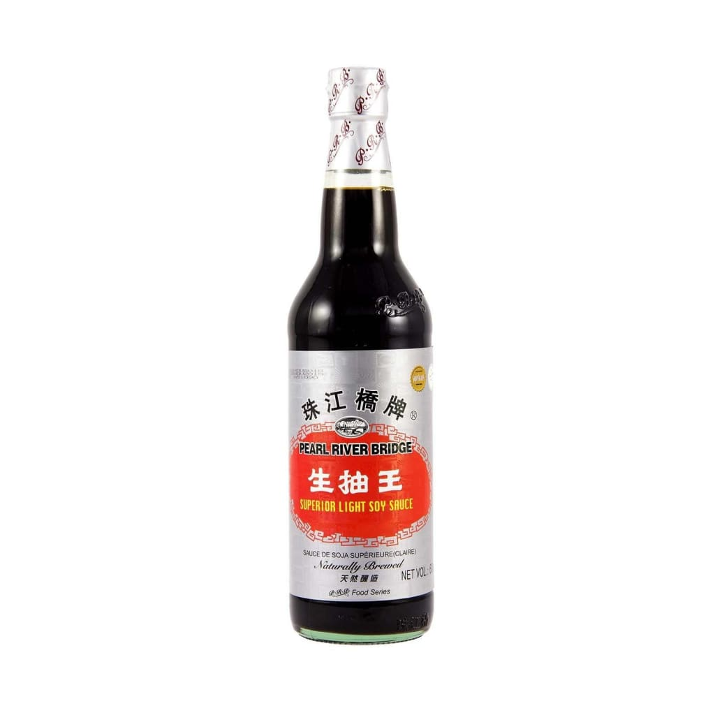 Pearl River Wholesale >> Superior Light Soya Sauce 600ml Pearl River Product Type
