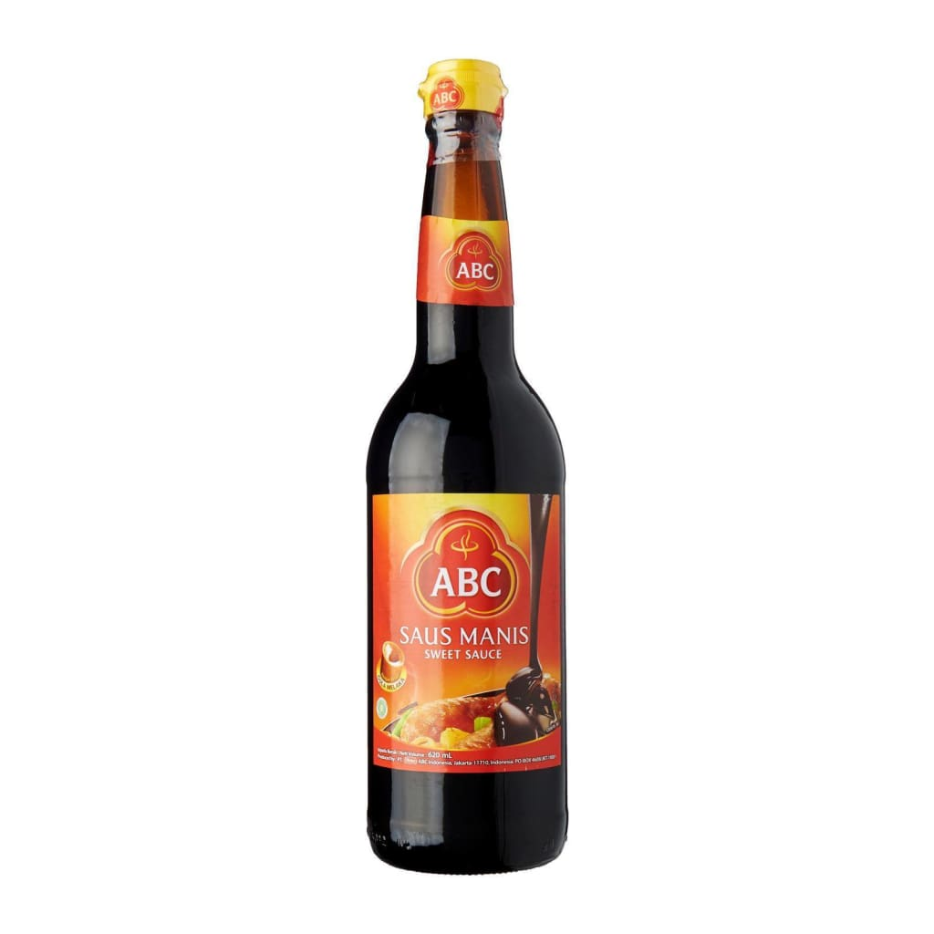 Sweet Ketchup Sauce - Abc 12X620Ml