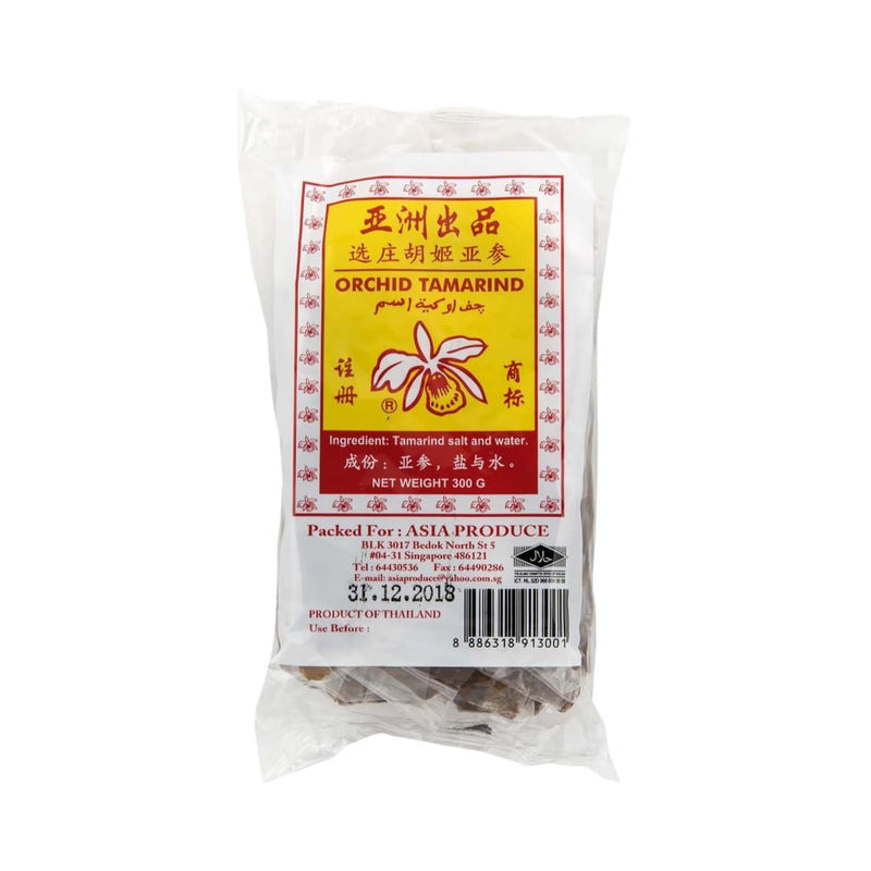 Tamarind Paste (Assam)-3 Eagle/Orchid 70x300gpkt - LimSiangHuat