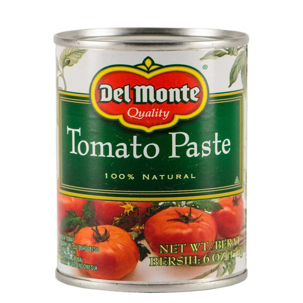 Tomato Paste 24X170G(6Oz) Del Monte Canned Vegetable