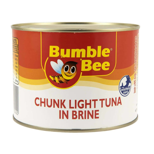 Tuna Chunk Light In Brine - Bumble Bee 6X1.88Kg Canned Meat/seafood