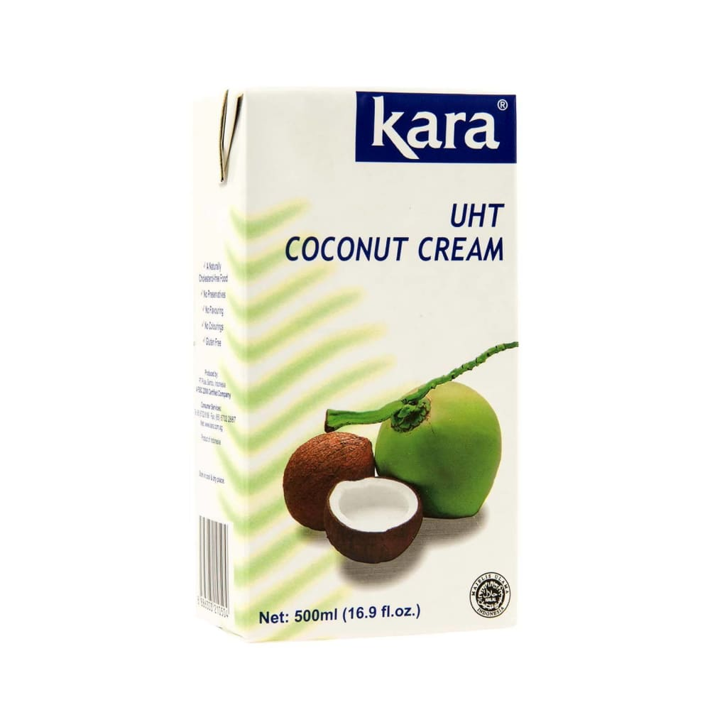Uht Coconut Cream -Kara 18X500Ml Miscellaneous