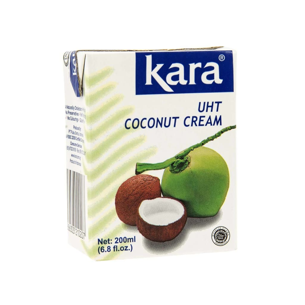 Uht Coconut Cream -Kara 30X200Ml Miscellaneous