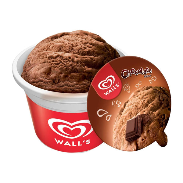Walls Cup Chocolate Flavours 24X100Ml(51G) Ice Cream