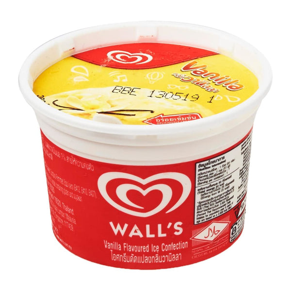 Walls Cup Vanila Flavours 24X100Ml(51G) Ice Cream