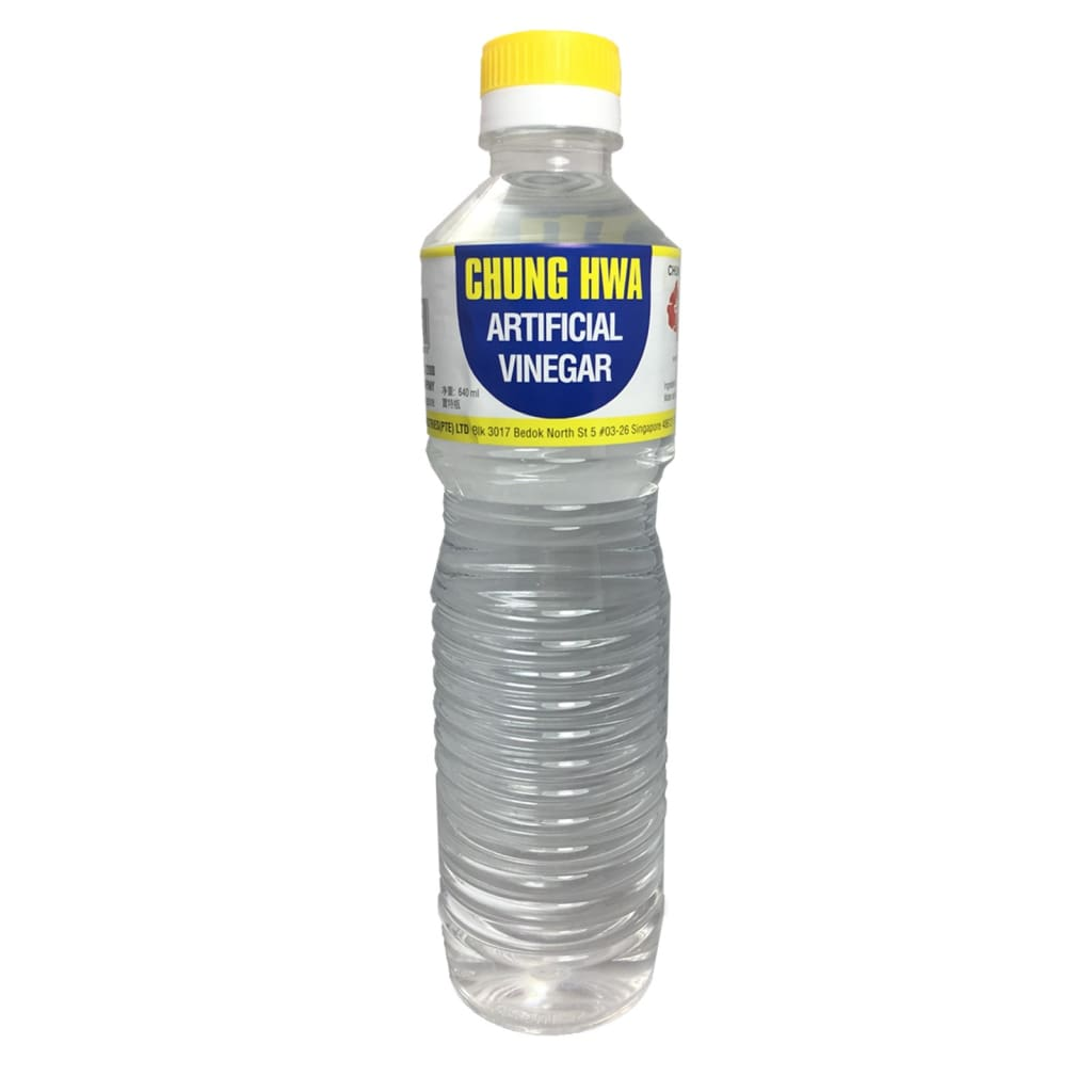 White Vinegar Chung Hwa 12x640ml Product Type Vinegar