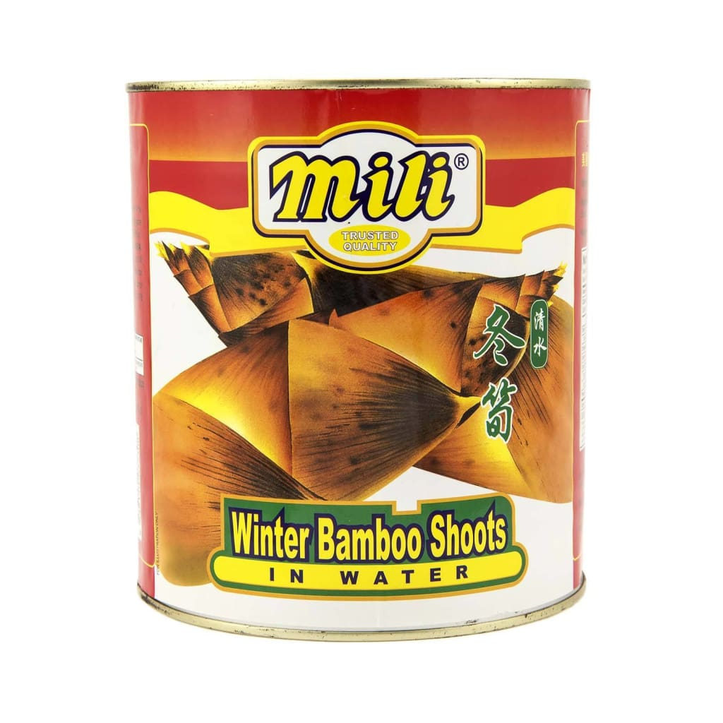 Winter Bamboo Shoots -Mili 6Xa10 (2950G) Canned Vegetable