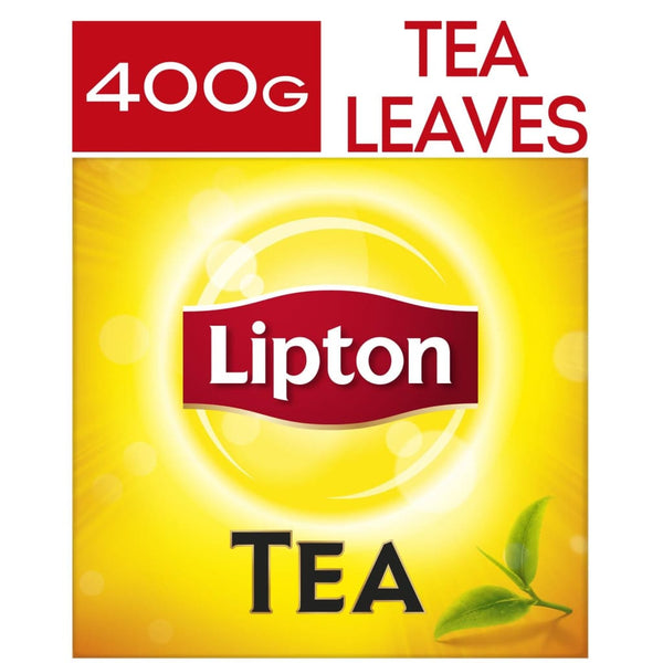 Yellow Packet Tea Leaves Lipton 36x400g - LimSiangHuat