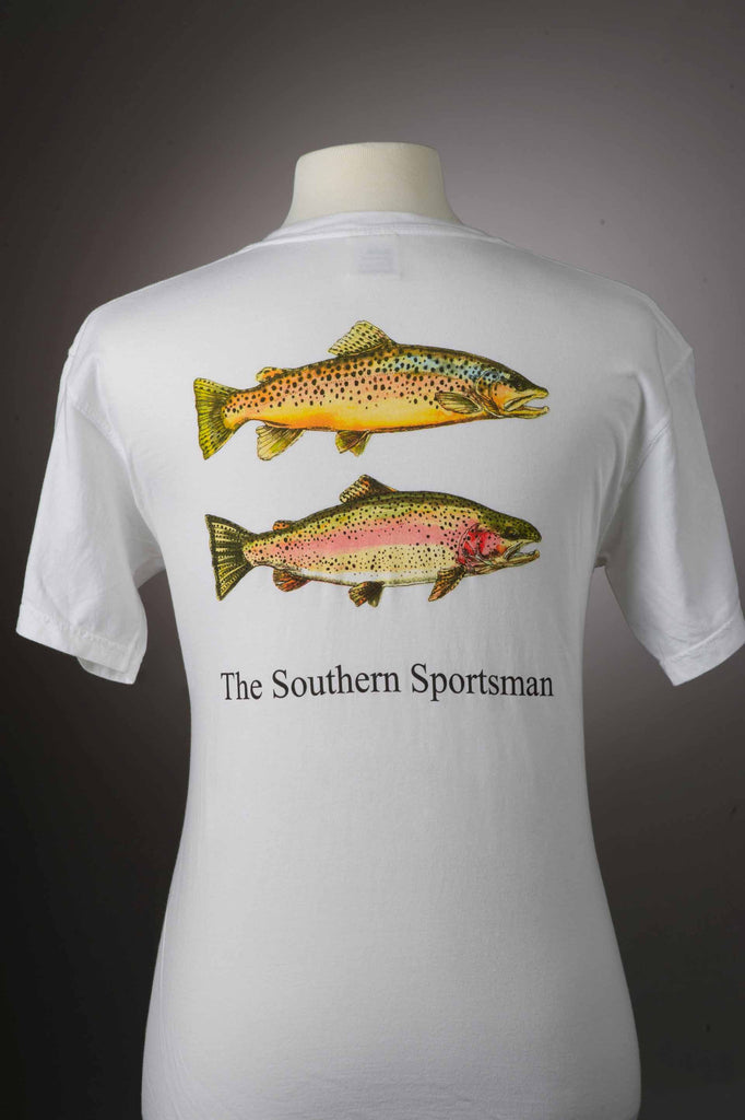 Rainbow - Brown Trout T-Shirt