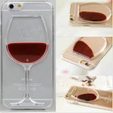 3D Wine Glass  iPhone Case Cover - 247onlinemall - 2