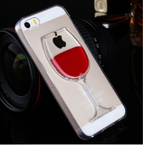 3D Wine Glass  iPhone Case Cover - 247onlinemall - 3