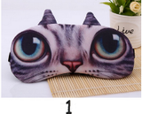 Funny 3D Sleeping Eye Mask  FREE SHIPPING - 247onlinemall - 3