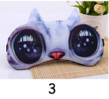 Funny 3D Sleeping Eye Mask  FREE SHIPPING - 247onlinemall - 5