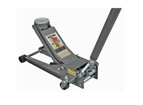 Low Profile Steel Floor Jack  3 TNS.  FREE SHIPPING - 247onlinemall