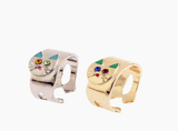 CAT RING OPENING WOMEN'S FASHION JEWELRY FREE SHIPPING - 247onlinemall - 1