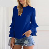 CASUAL LOOSE BLOUSE