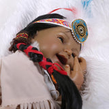 Baby Doll Toys Native American Indians - 247onlinemall - 4