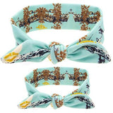 Baby&Mother Set Cross Knot Headband  Set - 247onlinemall - 16