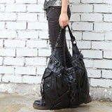Gothic Steampunk  Shoulder Bag Handbag - 247onlinemall - 5