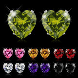 Zircon  Earrings - 247onlinemall - 1