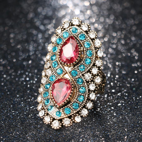 Bohemia Pink Rings - 247onlinemall - 1