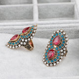 Bohemia Pink Rings - 247onlinemall - 2