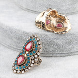 Bohemia Pink Rings - 247onlinemall - 3