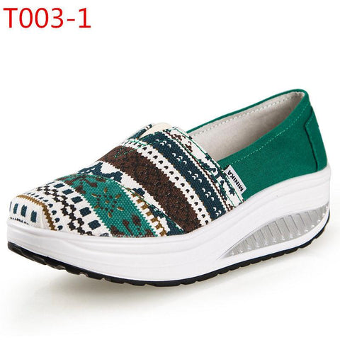 wedges shoes for women Swing - 247onlinemall - 3