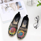 Fashion Ethnic Casual Espadrilles Flat - 247onlinemall - 2