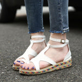 Gladiator Sandals  Ankle Strap - 247onlinemall - 3