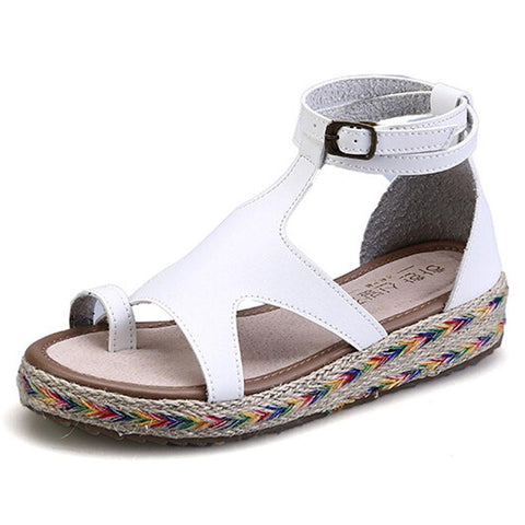 Gladiator Sandals  Ankle Strap - 247onlinemall - 10