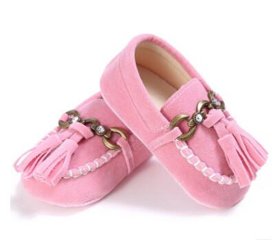 girl baby  soft shoes First Walkers